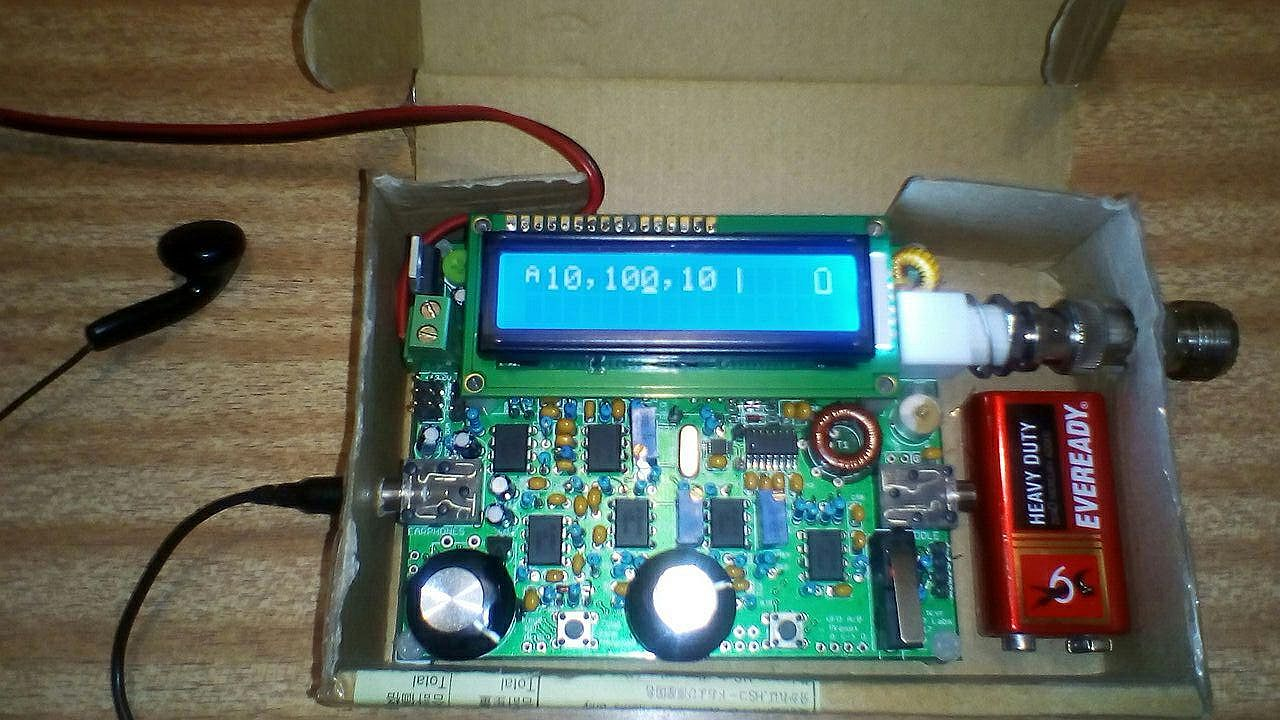 Builders Gallery Usbtousar Usb To Serial Circuit Free Qcx Case By Lou Vk5eee